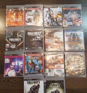 Диски , для PS3