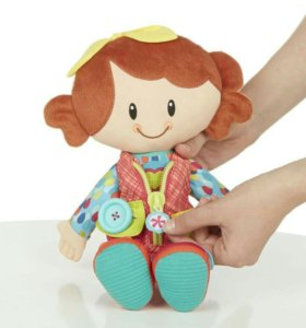 Кукла playscool