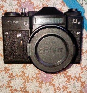 Фотоопарат. Zenit