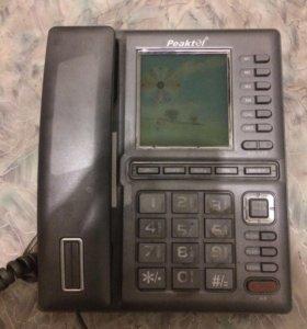 Стационарный телефон Peaktol