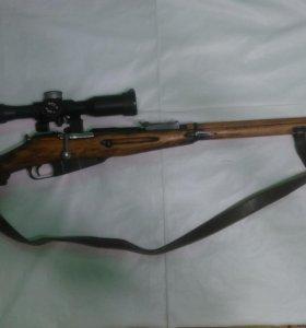 Продаю ружье КО 91-30 с оптикой и документами