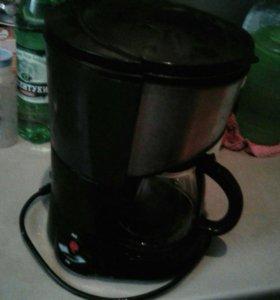 Кофемашина XQ695 на1000w