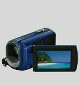 Видеокамера sony sx-40e