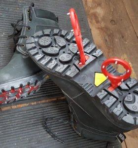 Альпинийские Зимние ботинки 40 размер