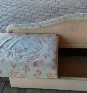 Детский диван- кровать,