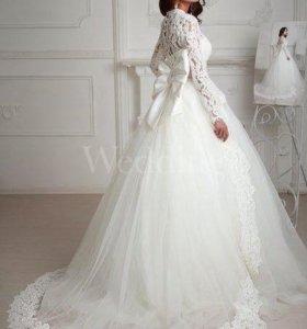 Свадебное платье Jully Bride.