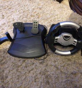 Игровой руль Speed Wheel RV FF