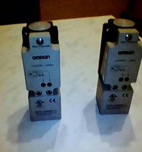 Индуктивные датчики Omron E2Q6-N30ME3-H