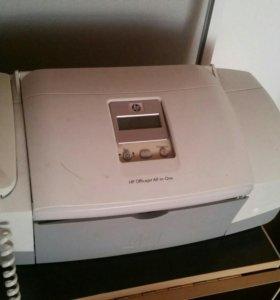 Факс принтер