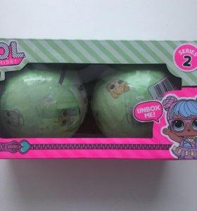 Куколка- сюрприз LOL