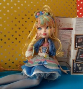 Кукла Ever After High Блонди Локс