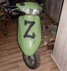 Скутер Honda Dio 35ZX тюнинг