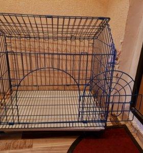 Клетка для перевозки или ночлега животных