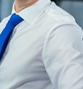Новые галстуки 8 шт