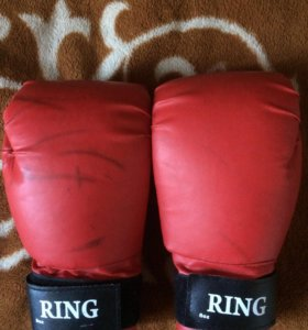 "Боксёрские перчатки ""ring"""