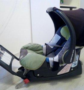 RÖMER Baby-Safe plus SHR II + RÖMER Isofix base