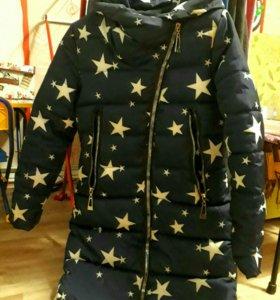 Куртка холофайбер (зима)