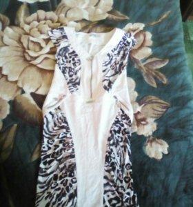 Пакет вещей платье, юбка