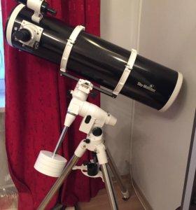Телескоп на экваториальной монтировке