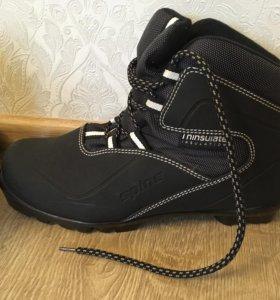 Лыжные ботинки р-р 42 NNN