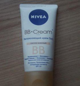 BB cream 5в1 Nivea
