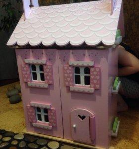 """домик для кукол """" le toy van"""""""