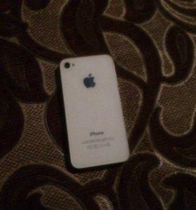 iPhone 4s и ZTE q lux 3G