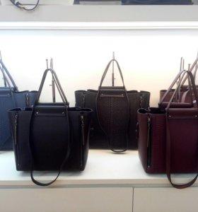 Шикарные сумки из натуральной кожи премиум класса.