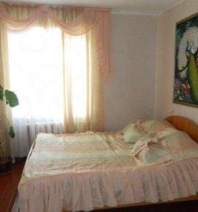 Комплект штор и покрывало в спальню