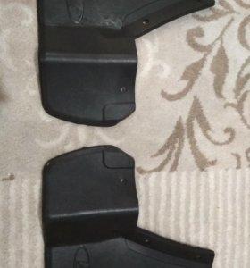 брызговики к 13-14-15 модели передние,новые