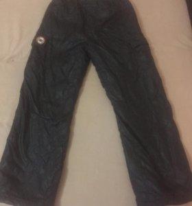 Женские штаны тёплые