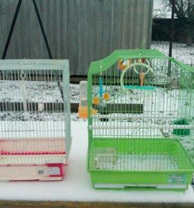 Клетки Для попугаев недорого