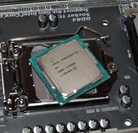 Процессор Intel Core i7 8700K