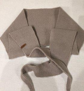 Бактус (шарф -платок, handmade)