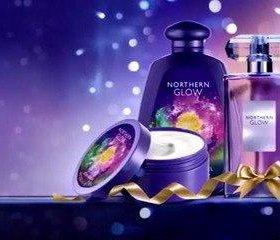 Подарочный набор Northern Glow