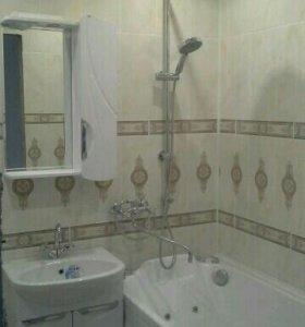 НЕДОРОГО ремонт ванной комнаты, туалета, кухни...