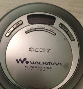 CD плеер, Sony walkman