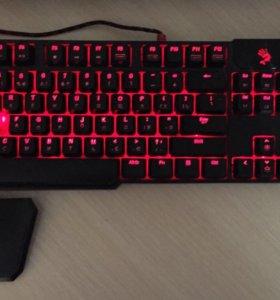 Механическая клавиатура bloody b540