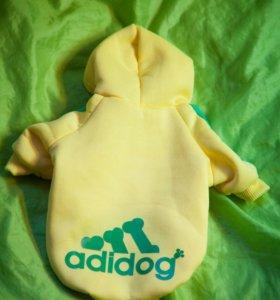 Курточка для собаки 750 р. д