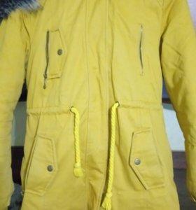 Куртка зимняя (парка) торг