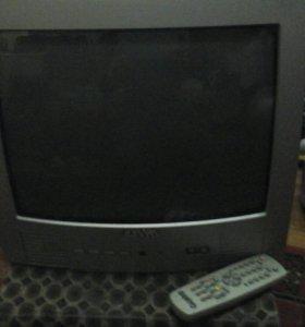 Телевизор SANYO рабочий