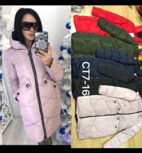 Куртка новая зимняя