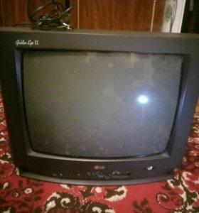 Телевизор рабочии LG
