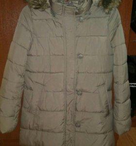 Куртка зимняя. 44 размер