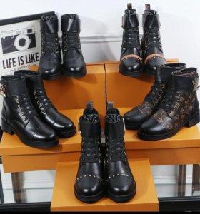 Зимние ботиночки LV