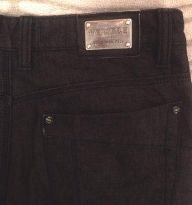 Versace Jeans тёплые джинсы оригинал