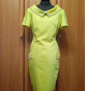 Платье вечернее ,размер 44-46