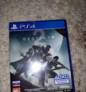 Игра для Ps4 Destiny2