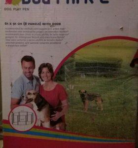 клетка-вольер Savic Dog Park2 новая в коробке