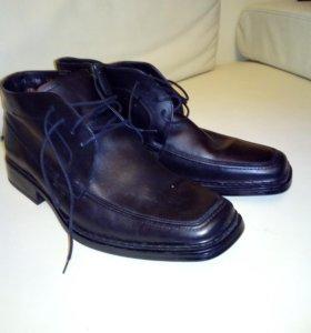 Ботинки зима,мужские
